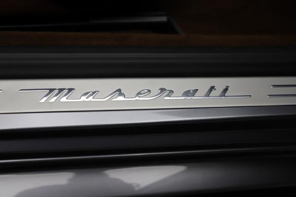 Used 2016 Maserati GranTurismo Sport for sale Sold at Maserati of Westport in Westport CT 06880 22