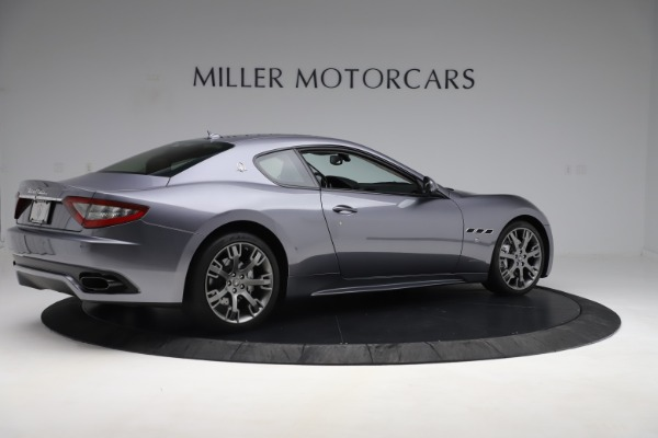 Used 2016 Maserati GranTurismo Sport for sale Sold at Maserati of Westport in Westport CT 06880 8