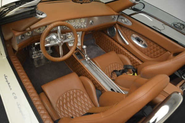 Used 2006 Spyker C8 Spyder for sale Sold at Maserati of Westport in Westport CT 06880 13