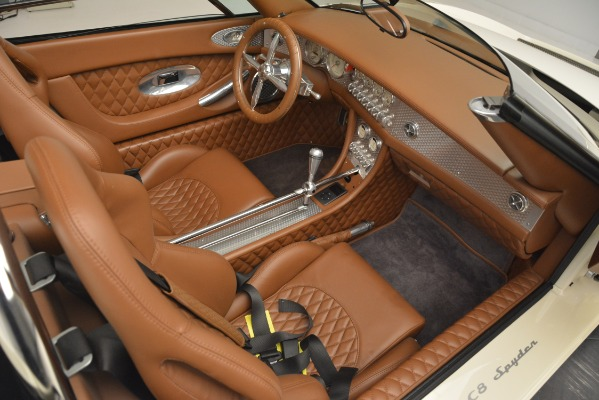 Used 2006 Spyker C8 Spyder for sale Sold at Maserati of Westport in Westport CT 06880 21