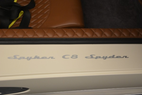 Used 2006 Spyker C8 Spyder for sale Sold at Maserati of Westport in Westport CT 06880 25