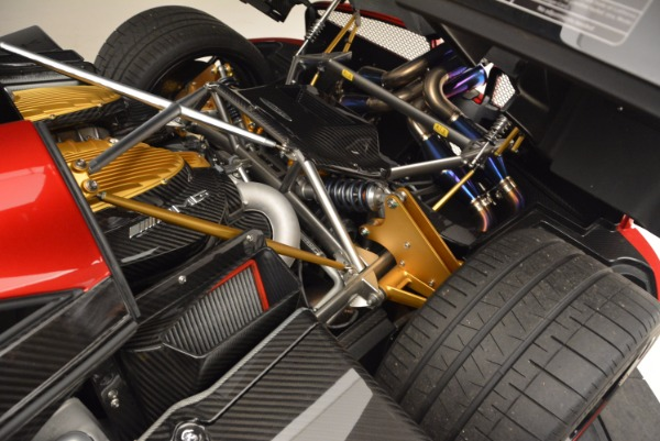 Used 2014 Pagani Huayra Tempesta for sale Sold at Maserati of Westport in Westport CT 06880 13