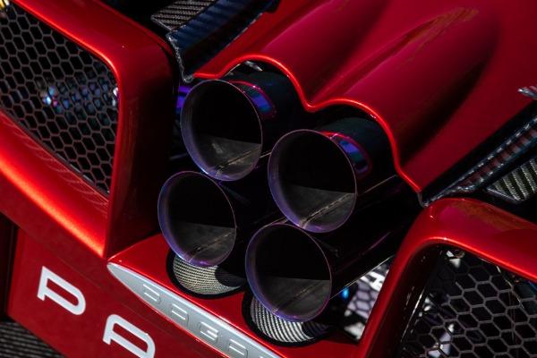 Used 2014 Pagani Huayra Tempesta for sale Sold at Maserati of Westport in Westport CT 06880 16