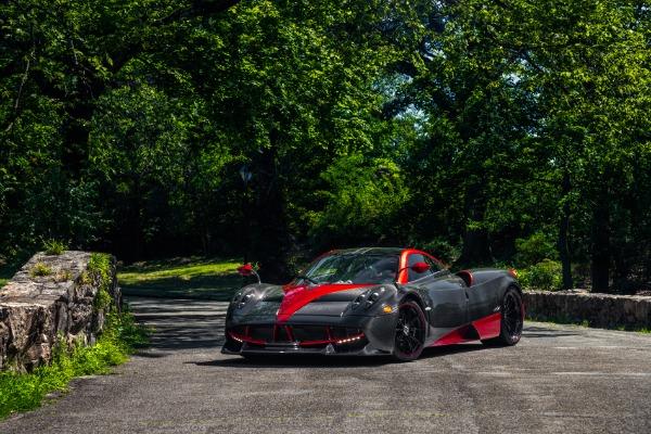 Used 2014 Pagani Huayra Tempesta for sale Sold at Maserati of Westport in Westport CT 06880 2