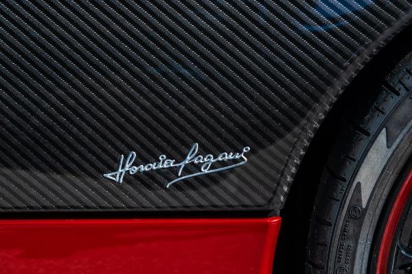 Used 2014 Pagani Huayra Tempesta for sale Sold at Maserati of Westport in Westport CT 06880 20