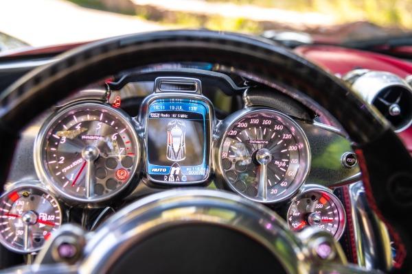 Used 2014 Pagani Huayra Tempesta for sale Sold at Maserati of Westport in Westport CT 06880 21