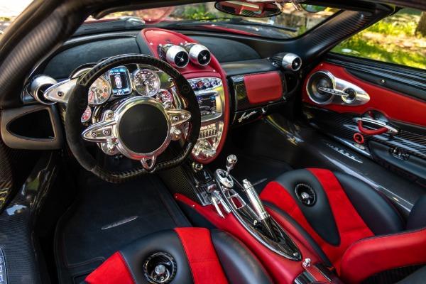 Used 2014 Pagani Huayra Tempesta for sale Sold at Maserati of Westport in Westport CT 06880 5