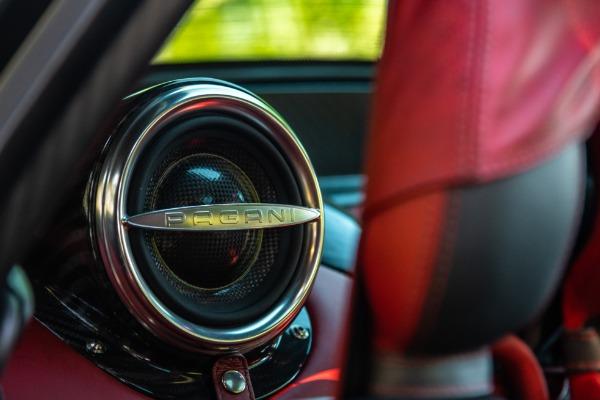 Used 2014 Pagani Huayra Tempesta for sale Sold at Maserati of Westport in Westport CT 06880 7