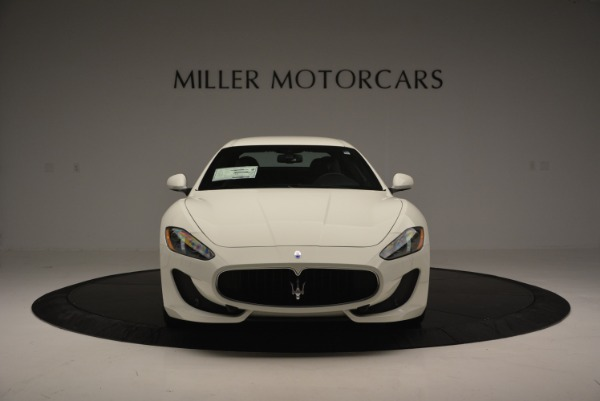 New 2016 Maserati GranTurismo Sport for sale Sold at Maserati of Westport in Westport CT 06880 10