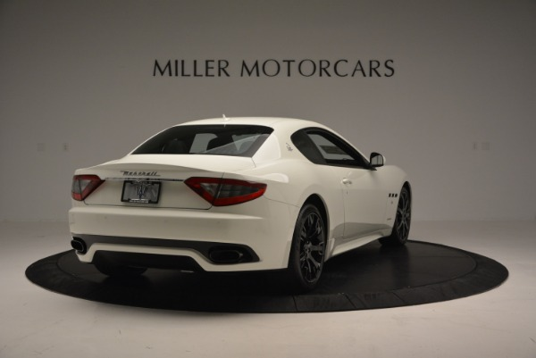 New 2016 Maserati GranTurismo Sport for sale Sold at Maserati of Westport in Westport CT 06880 5