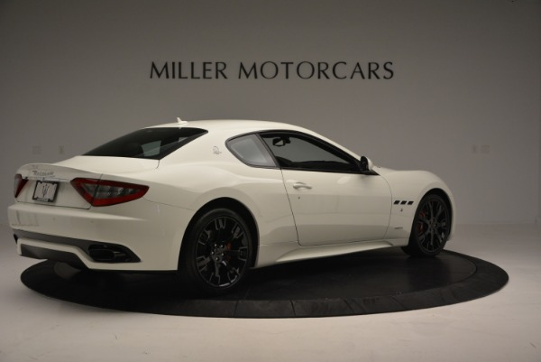 New 2016 Maserati GranTurismo Sport for sale Sold at Maserati of Westport in Westport CT 06880 6