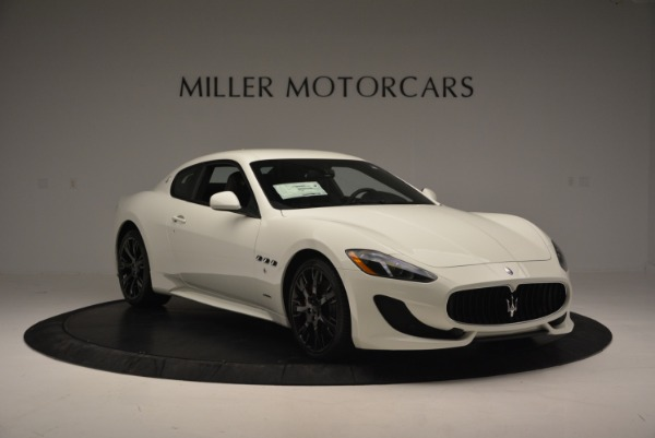 New 2016 Maserati GranTurismo Sport for sale Sold at Maserati of Westport in Westport CT 06880 1