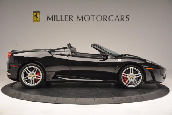 Used 2008 Ferrari F430 Spider for sale Sold at Maserati of Westport in Westport CT 06880 9