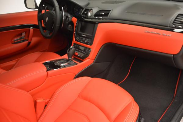 New 2017 Maserati GranTurismo Sport for sale Sold at Maserati of Westport in Westport CT 06880 19