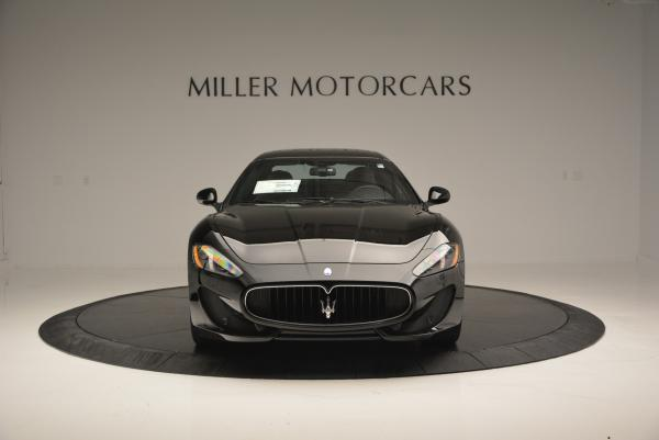 New 2016 Maserati GranTurismo Sport for sale Sold at Maserati of Westport in Westport CT 06880 10
