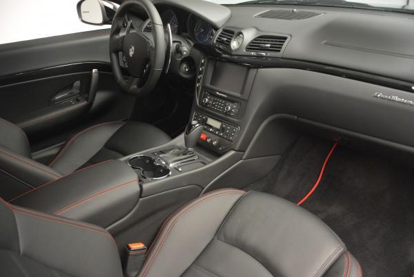 New 2016 Maserati GranTurismo Sport for sale Sold at Maserati of Westport in Westport CT 06880 16