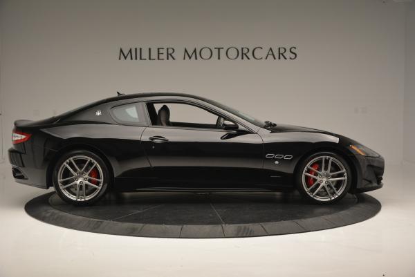 New 2016 Maserati GranTurismo Sport for sale Sold at Maserati of Westport in Westport CT 06880 8