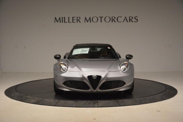 New 2018 Alfa Romeo 4C Spider for sale Sold at Maserati of Westport in Westport CT 06880 22