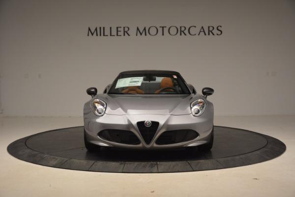 New 2018 Alfa Romeo 4C Spider for sale Sold at Maserati of Westport in Westport CT 06880 23