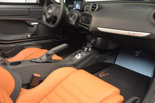New 2018 Alfa Romeo 4C Spider for sale Sold at Maserati of Westport in Westport CT 06880 28