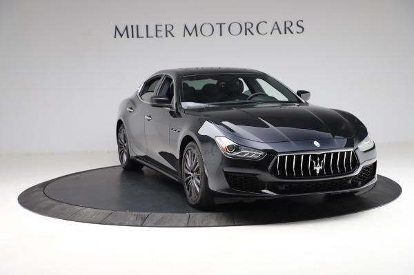 Used 2018 Maserati Ghibli S Q4 for sale Sold at Maserati of Westport in Westport CT 06880 12