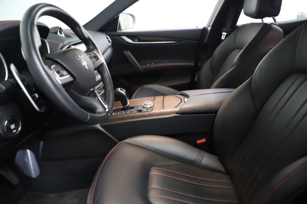 Used 2018 Maserati Ghibli S Q4 for sale Sold at Maserati of Westport in Westport CT 06880 15