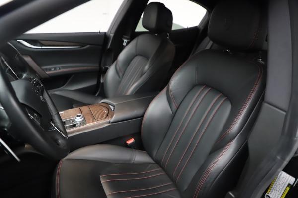 Used 2018 Maserati Ghibli S Q4 for sale Sold at Maserati of Westport in Westport CT 06880 16