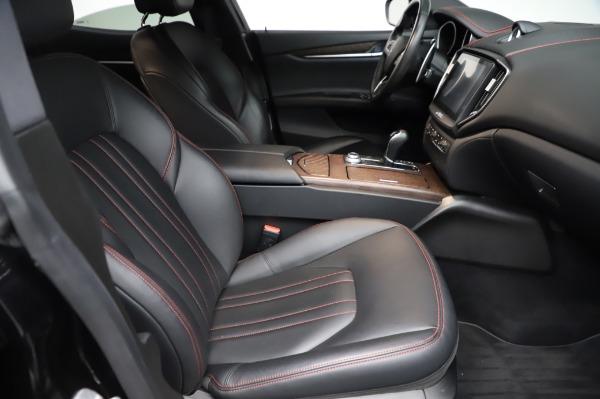 Used 2018 Maserati Ghibli S Q4 for sale Sold at Maserati of Westport in Westport CT 06880 24