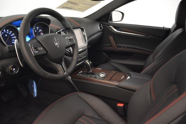 Used 2018 Maserati Ghibli S Q4 for sale $55,900 at Maserati of Westport in Westport CT 06880 12