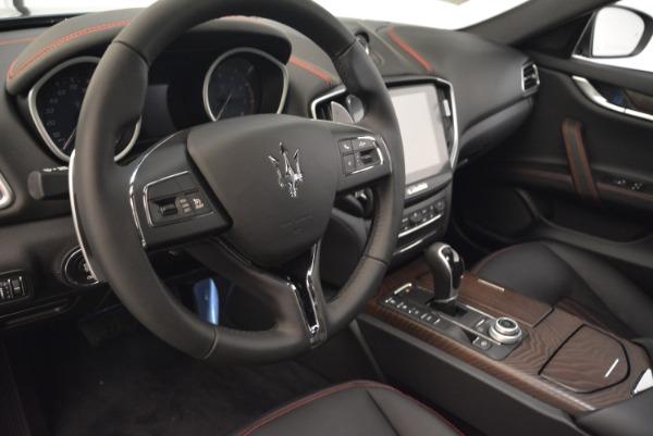 Used 2018 Maserati Ghibli S Q4 for sale $55,900 at Maserati of Westport in Westport CT 06880 15