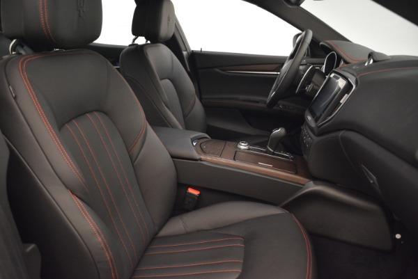 Used 2018 Maserati Ghibli S Q4 for sale $55,900 at Maserati of Westport in Westport CT 06880 21
