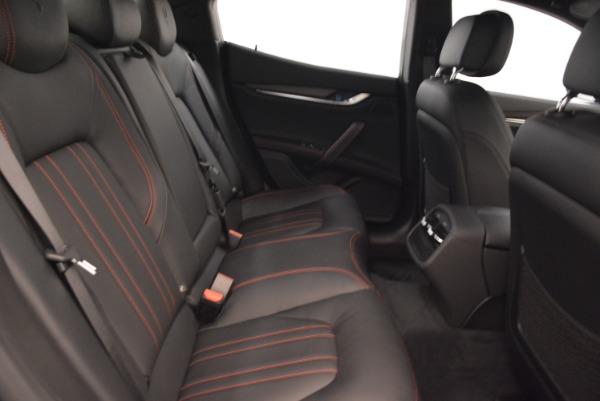 Used 2018 Maserati Ghibli S Q4 for sale $55,900 at Maserati of Westport in Westport CT 06880 24