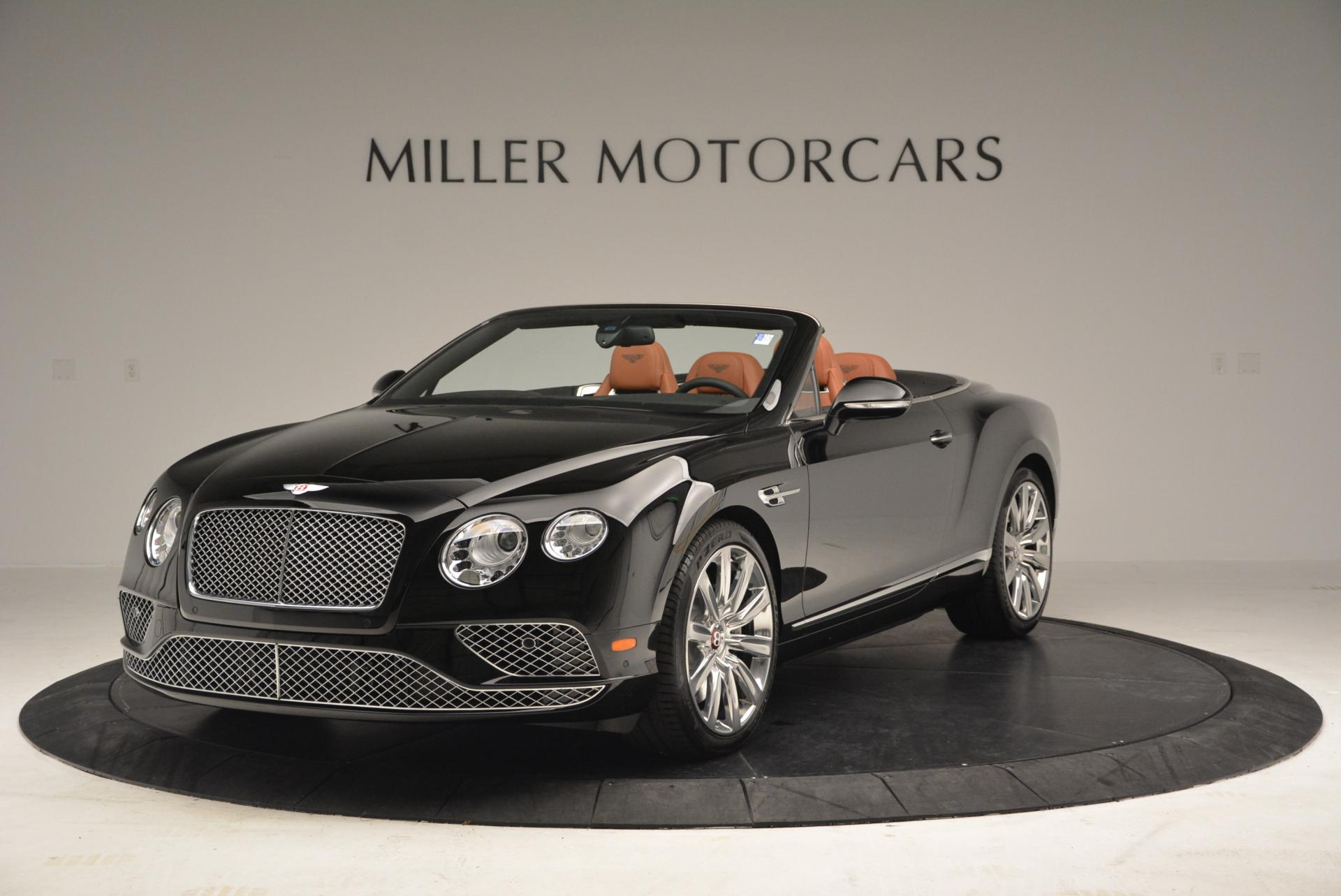 Used 2016 Bentley Continental GT V8 Convertible for sale Sold at Maserati of Westport in Westport CT 06880 1