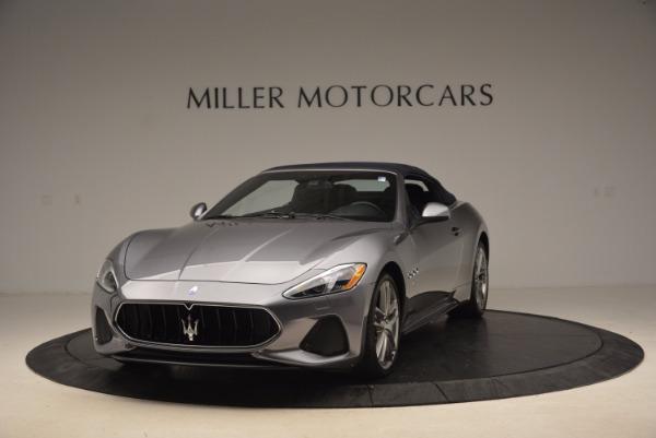 Used 2018 Maserati GranTurismo Sport Convertible for sale Sold at Maserati of Westport in Westport CT 06880 2