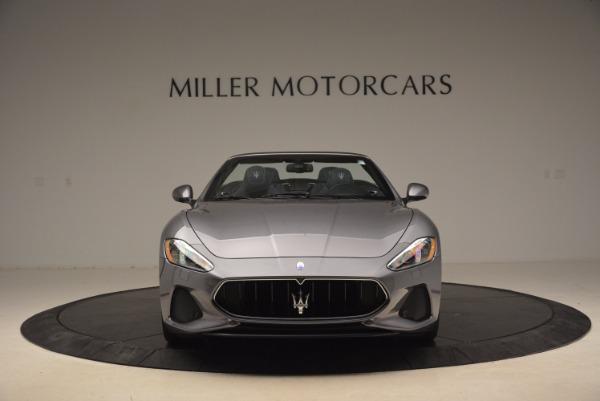 Used 2018 Maserati GranTurismo Sport Convertible for sale Sold at Maserati of Westport in Westport CT 06880 23