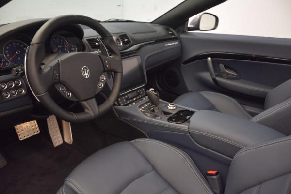 Used 2018 Maserati GranTurismo Sport Convertible for sale Sold at Maserati of Westport in Westport CT 06880 25