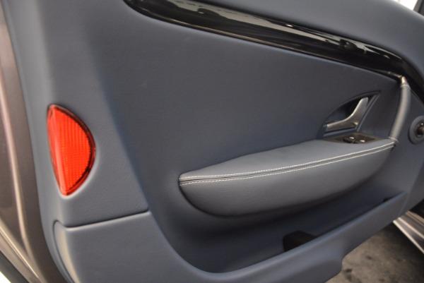 Used 2018 Maserati GranTurismo Sport Convertible for sale Sold at Maserati of Westport in Westport CT 06880 28