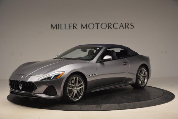 Used 2018 Maserati GranTurismo Sport Convertible for sale Sold at Maserati of Westport in Westport CT 06880 4