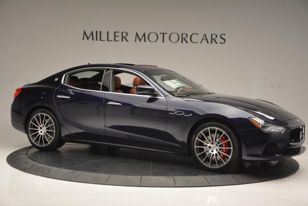 New 2016 Maserati Ghibli S Q4 for sale Sold at Maserati of Westport in Westport CT 06880 10