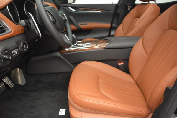 New 2016 Maserati Ghibli S Q4 for sale Sold at Maserati of Westport in Westport CT 06880 12