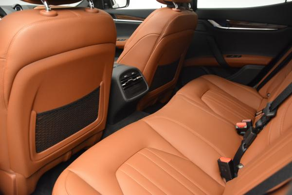 New 2016 Maserati Ghibli S Q4 for sale Sold at Maserati of Westport in Westport CT 06880 14