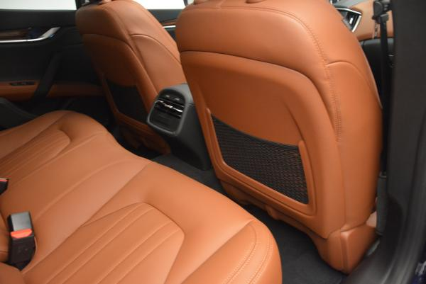 New 2016 Maserati Ghibli S Q4 for sale Sold at Maserati of Westport in Westport CT 06880 19