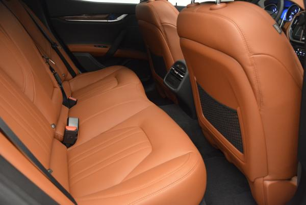 New 2016 Maserati Ghibli S Q4 for sale Sold at Maserati of Westport in Westport CT 06880 20
