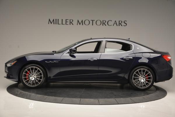 New 2016 Maserati Ghibli S Q4 for sale Sold at Maserati of Westport in Westport CT 06880 4