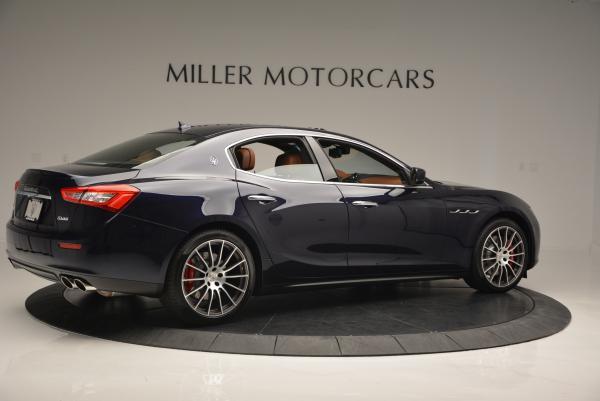 New 2016 Maserati Ghibli S Q4 for sale Sold at Maserati of Westport in Westport CT 06880 8