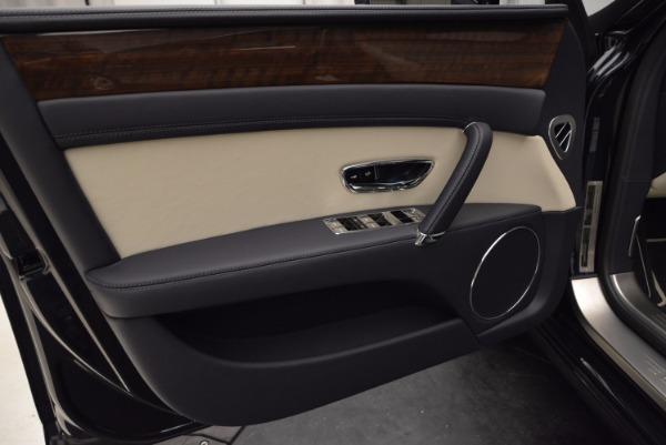 New 2017 Bentley Flying Spur V8 for sale Sold at Maserati of Westport in Westport CT 06880 16