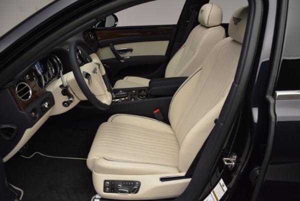 New 2017 Bentley Flying Spur V8 for sale Sold at Maserati of Westport in Westport CT 06880 18
