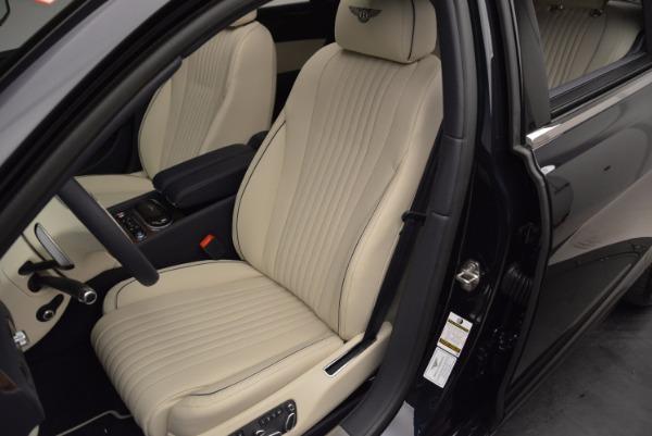 New 2017 Bentley Flying Spur V8 for sale Sold at Maserati of Westport in Westport CT 06880 19