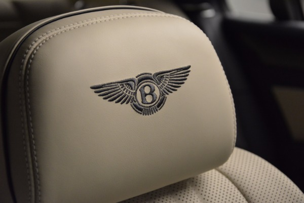 New 2017 Bentley Flying Spur V8 for sale Sold at Maserati of Westport in Westport CT 06880 20