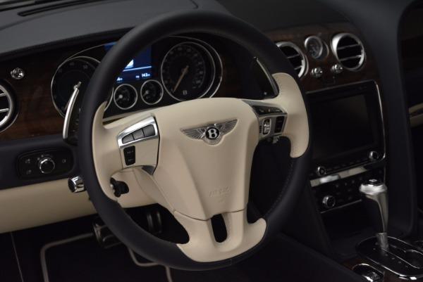 New 2017 Bentley Flying Spur V8 for sale Sold at Maserati of Westport in Westport CT 06880 21